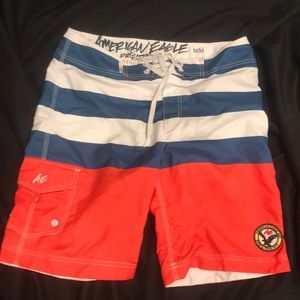 American Eagle Mens Swim Shorts